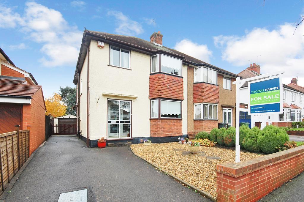 3 Bedrooms Semi Detached House for sale in Adams Road, Finchfield, Wolverhampton WV3