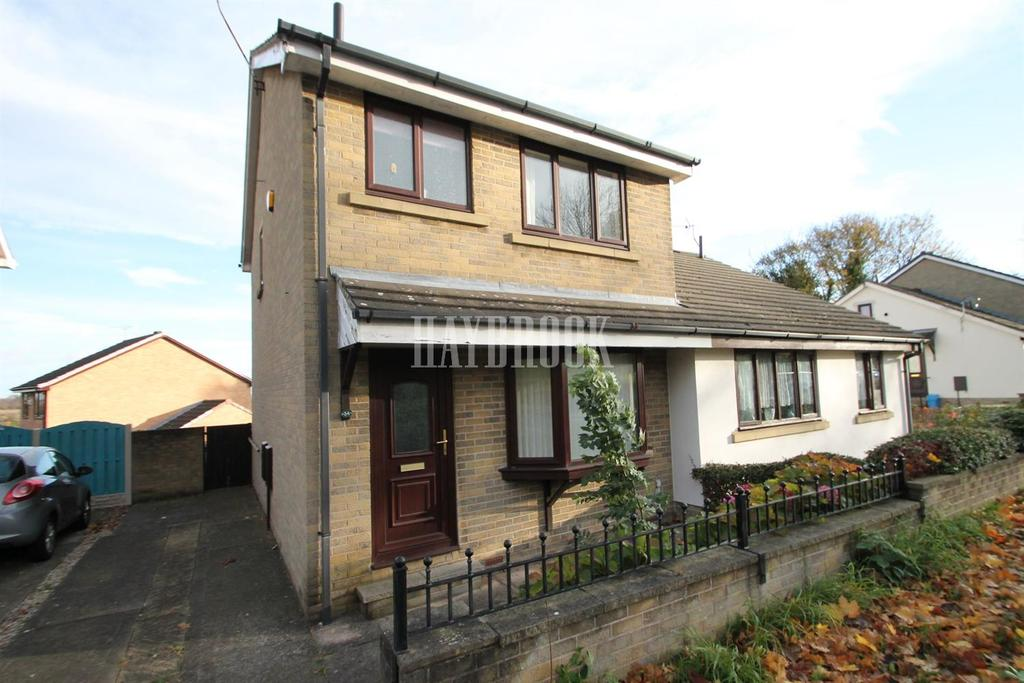 3 Bedrooms Semi Detached House for sale in Main Street, Hackenthorpe Village