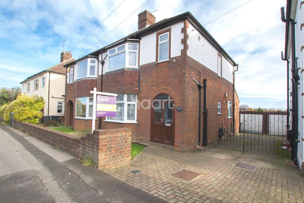 3 Bedrooms Semi Detached House for sale in Convenient In Stopsley Catchment
