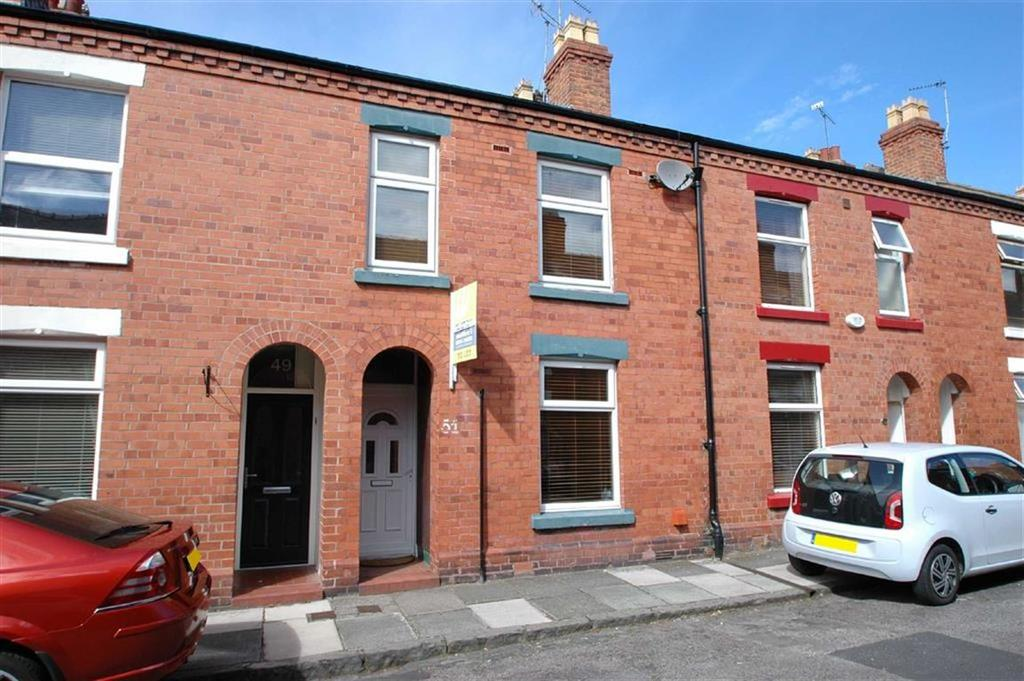 5 Bedrooms Terraced House for sale in Vernon Road, Chester