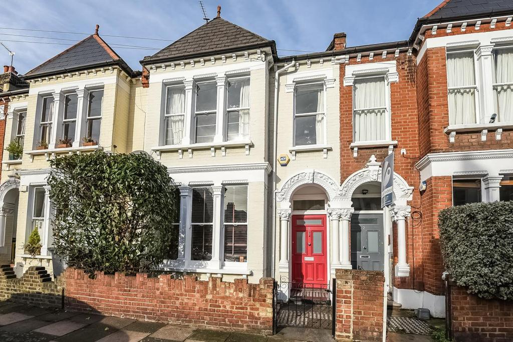 4 Bedrooms Terraced House for sale in Navy Street, Clapham, SW4