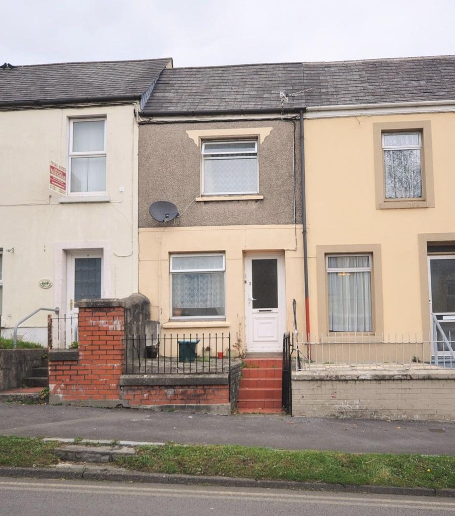 3 Bedrooms Terraced House for sale in 3 Picton Terrace, Carmarthen, Carmarthenshire SA31 3DF