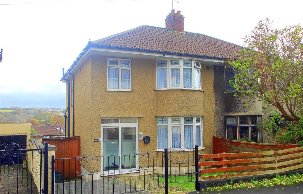 3 Bedrooms Semi Detached House for sale in Brighton Crescent, Bedminster, Bristol, BS3
