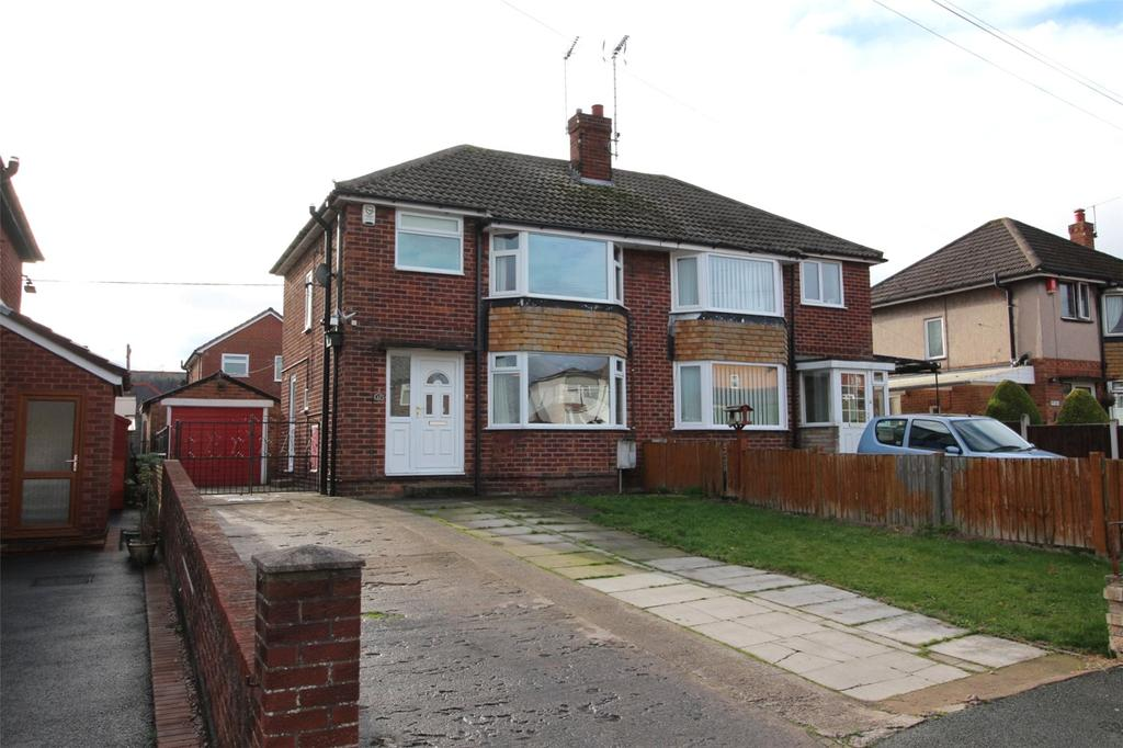 3 Bedrooms Semi Detached House for sale in Tan Y Clawdd, Johnstown, Wrexham, LL14