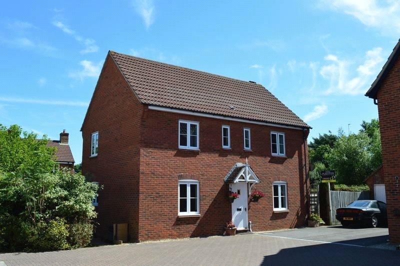 4 Bedrooms Detached House for sale in Ash Close, St Georges, Weston-Super-Mare, BS22