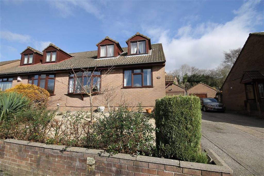 3 Bedrooms Semi Detached Bungalow for sale in Ffordd Eynon Evans, Caerphilly, CF83
