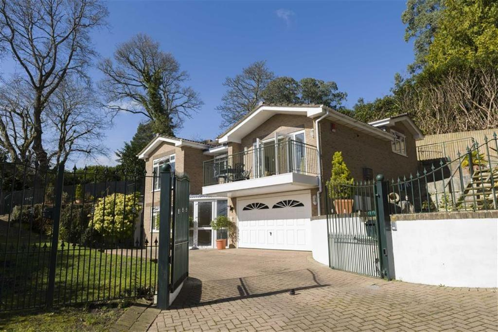 4 Bedrooms Detached House for sale in Park Homer Drive, Wimborne, Dorset