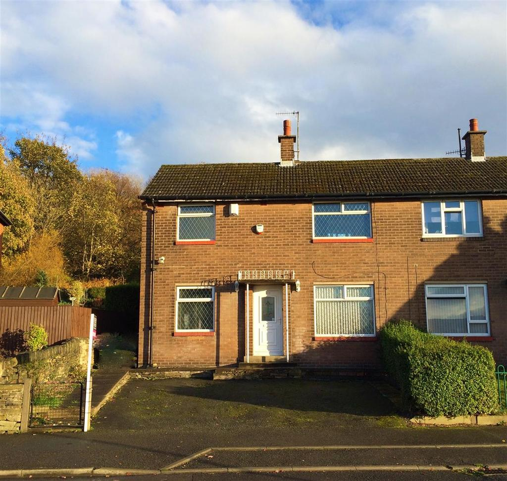 2 Bedrooms Semi Detached House for sale in Cross Lane, Newsome, Huddersfield, HD4 6DX