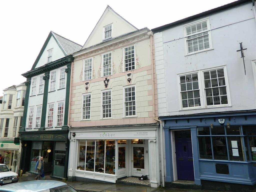 2 Bedrooms Apartment Flat for sale in High Street, Totnes, Devon, TQ9