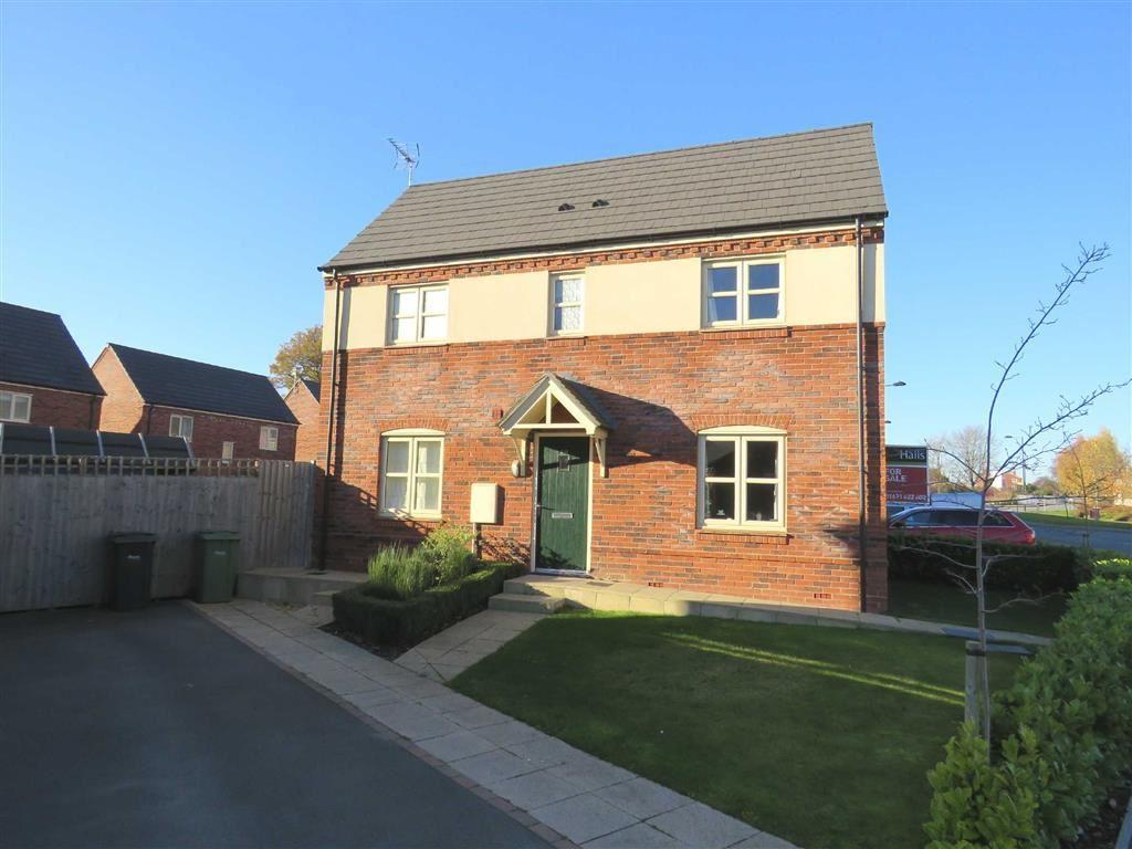 3 Bedrooms Detached House for sale in Canal Way, Ellesmere, SY12