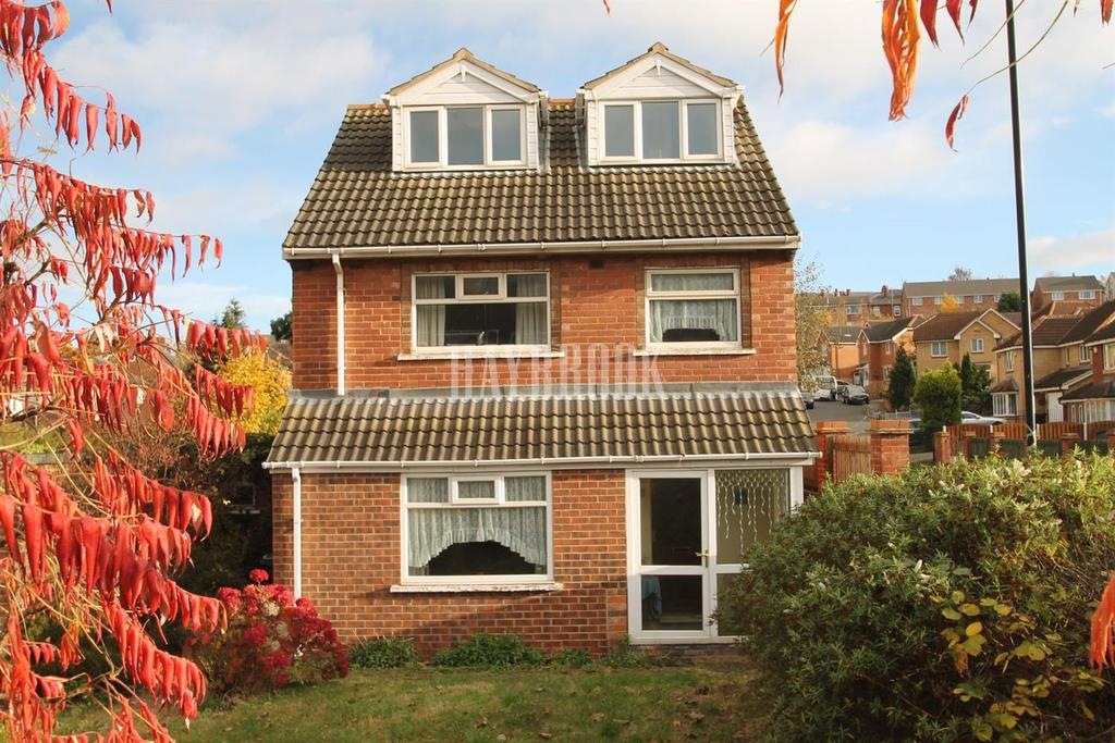 3 Bedrooms Detached House for sale in Broom Valley Road, Broom Valley