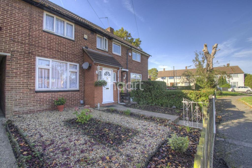 3 Bedrooms Terraced House for sale in Willow Green, Borehamwood