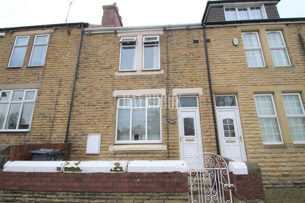 3 Bedrooms Terraced House for sale in Houghton Road, Thurnscoe