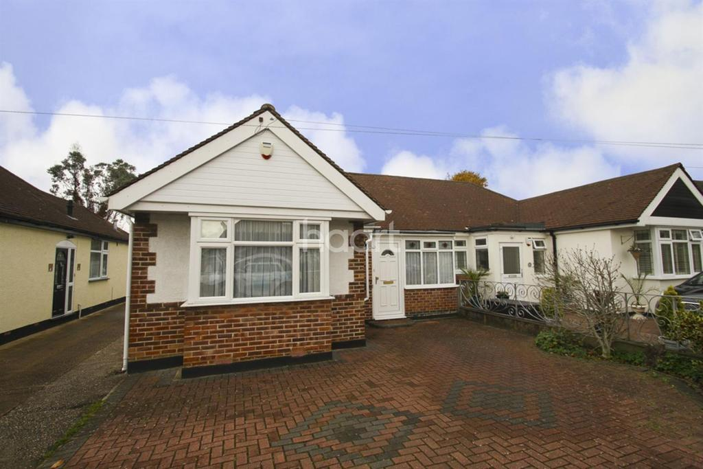 2 Bedrooms Bungalow for sale in Ruislip