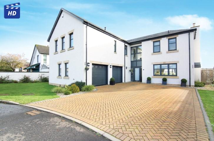 5 Bedrooms Detached House for sale in 1 South Bardowie Mews, Balmore Road, Bardowie, G62 6EN