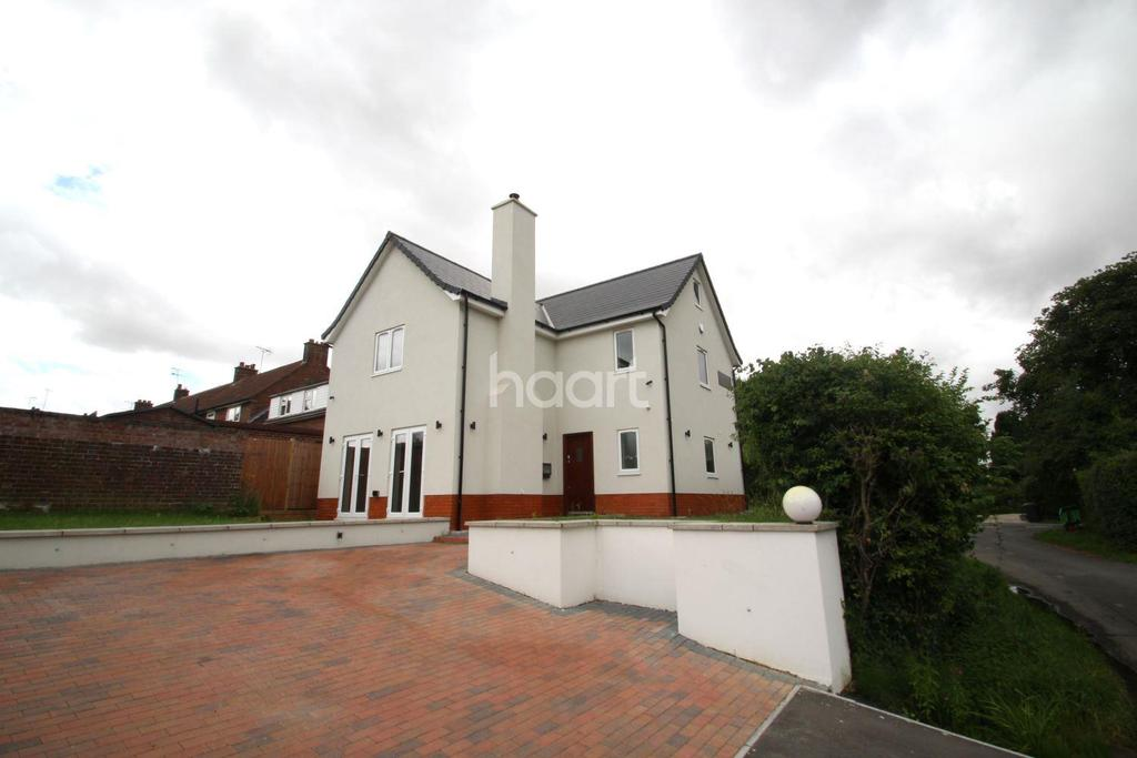 3 Bedrooms Detached House for sale in Pleshey Road, Ford End, Chelmsford