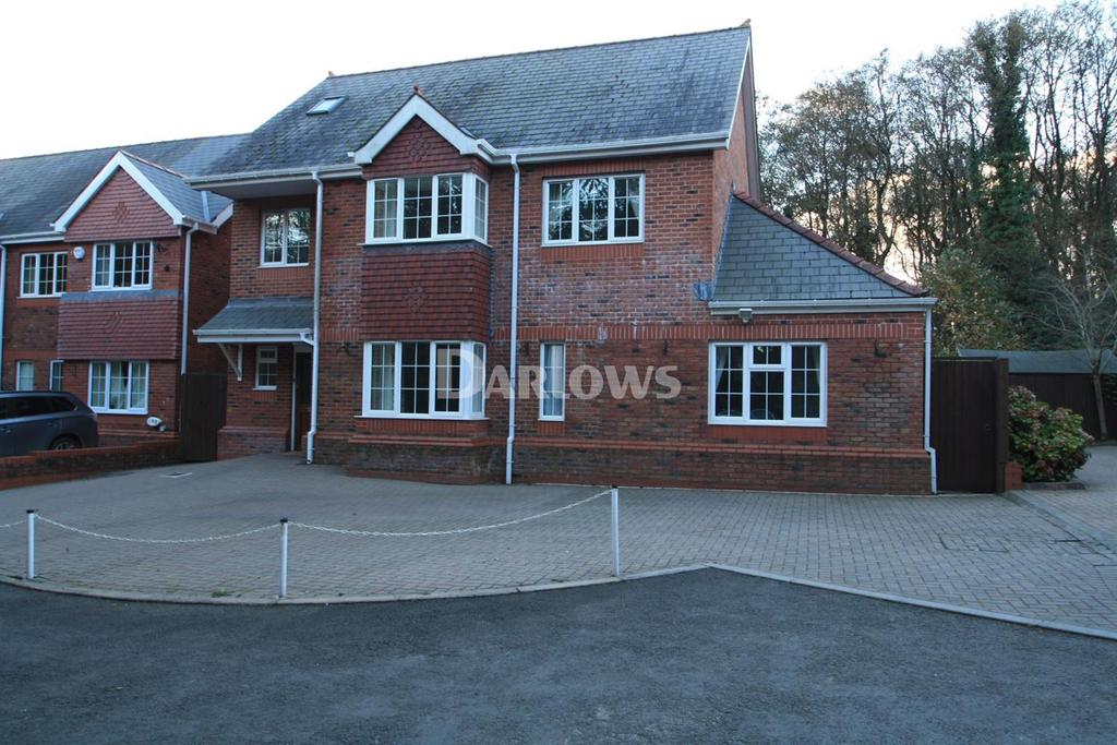 5 Bedrooms Detached House for sale in Ochr Y Coed, Thornhill, Cardiff, CF14
