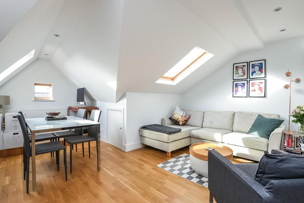 1 Bedroom Flat for sale in Kimberley Road, Clapham, SW9