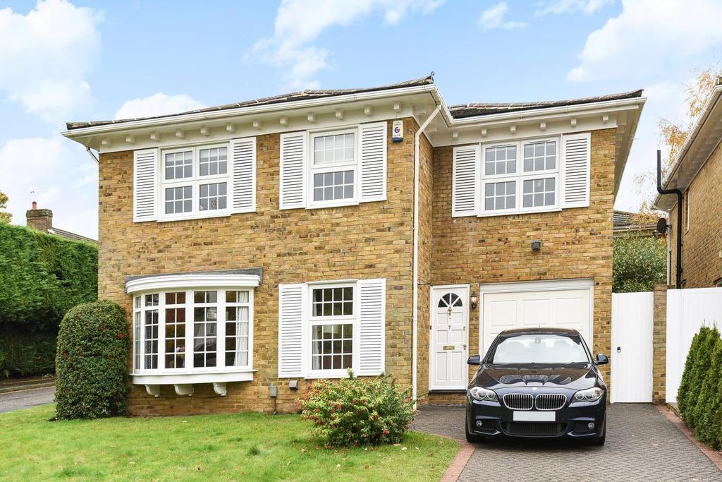 6 Bedrooms Detached House for sale in Wood Drive, Chislehurst, BR7
