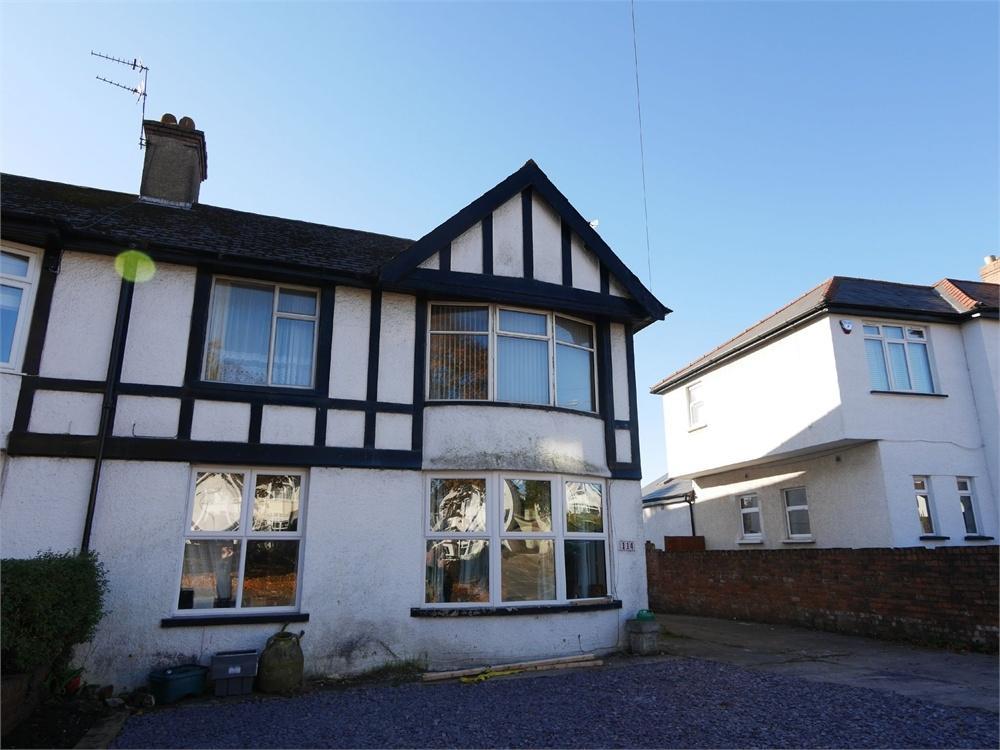 2 Bedrooms Flat for sale in 114 Redlands Road, Penarth