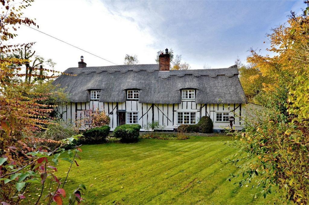 4 Bedrooms Cottage House for sale in Quince Tree Cottage, Great Sampford, Nr Saffron Walden