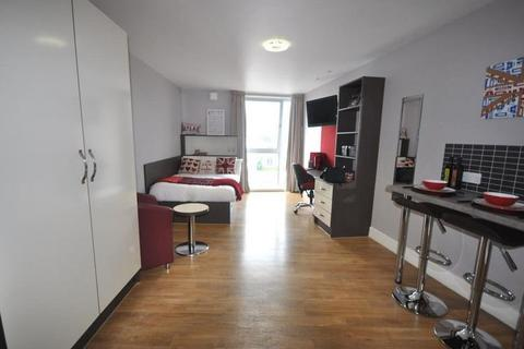 Studio to rent - Hawley Crescent, Camden Town, London, NW1