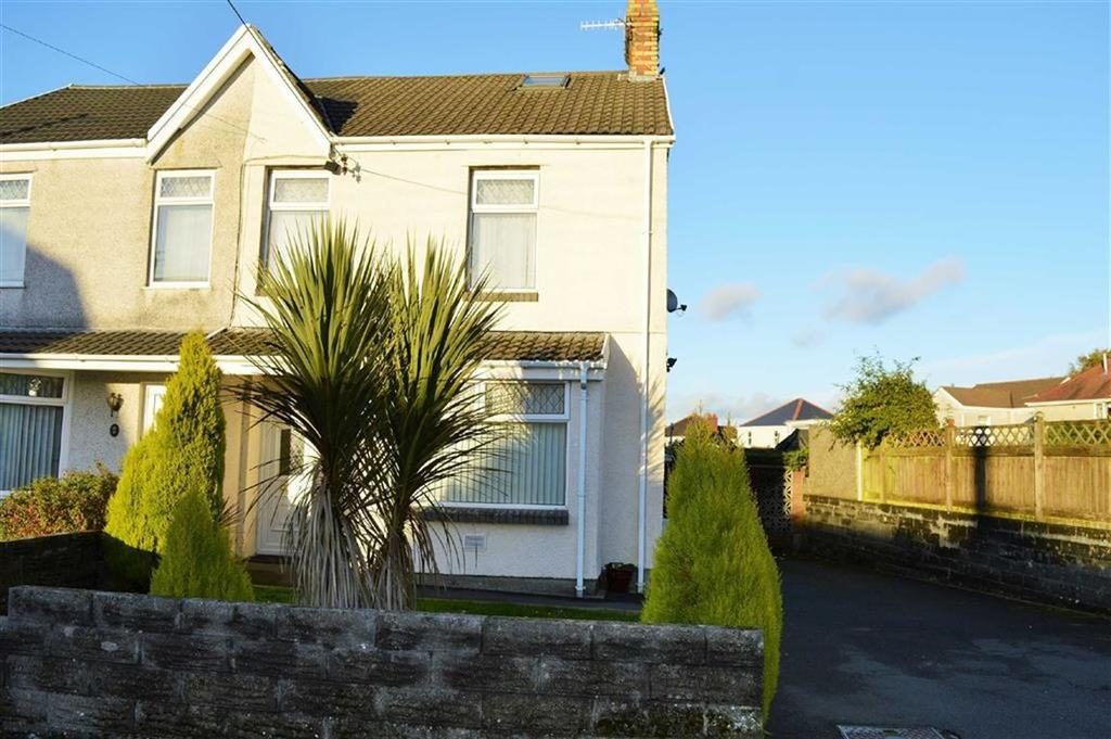 2 Bedrooms Semi Detached House for sale in Pengry Road, Swansea, SA4