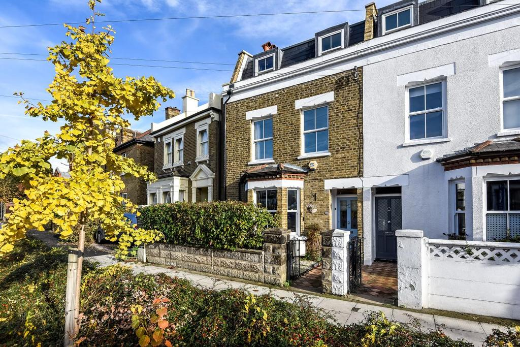 4 Bedrooms Terraced House for sale in Graham Road, Wimbledon, SW19