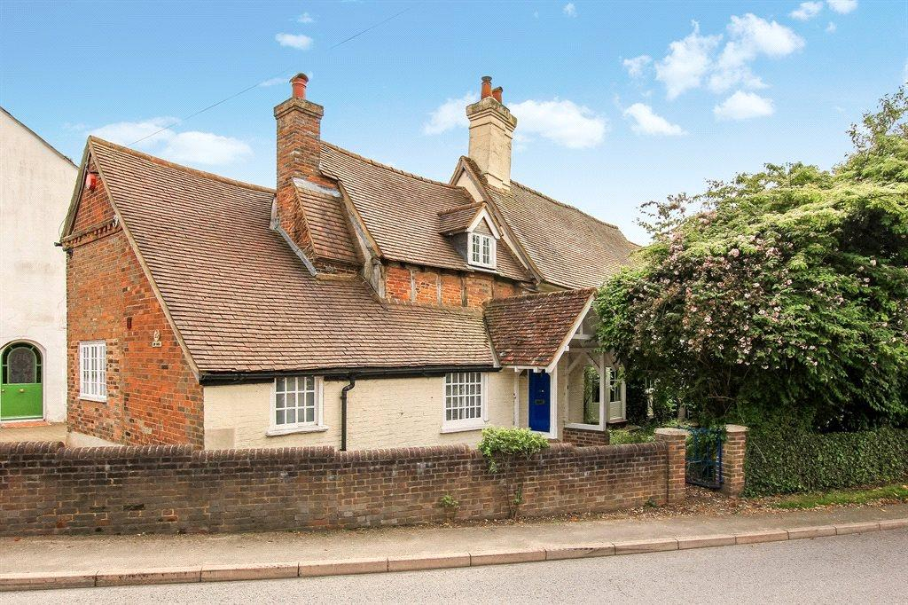 5 Bedrooms Detached House for sale in High Street, Ivinghoe, Buckinghamshire, LU7