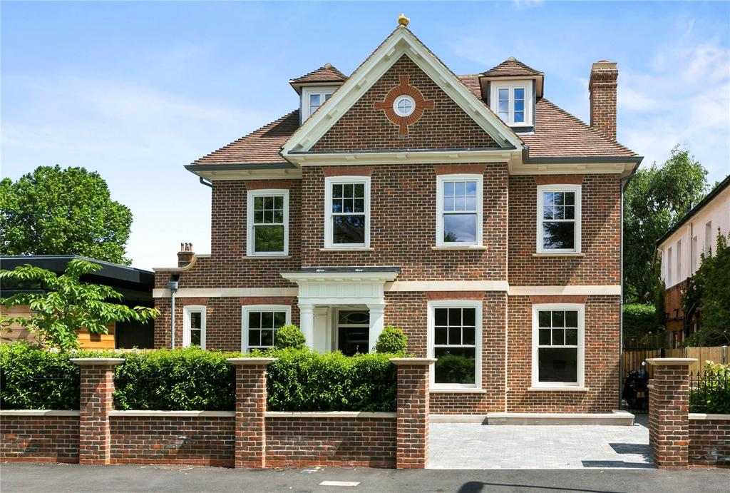 6 Bedrooms Detached House for sale in Murray Road, Wimbledon, London, SW19
