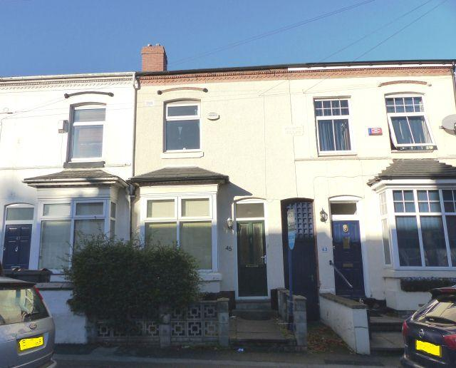 2 Bedrooms Terraced House for sale in South Road,Erdington,Birmingham