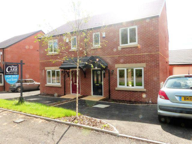 3 Bedrooms Semi Detached House for sale in Burntwood Road,Norton Canes,Cannock