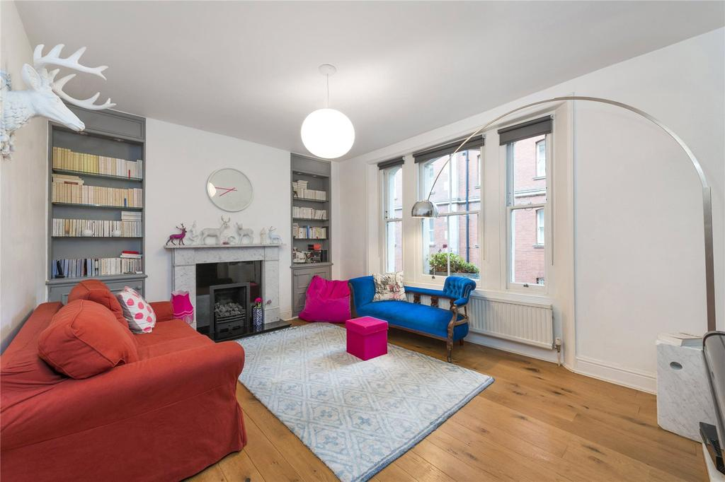 3 Bedrooms Flat for sale in Little Russell Street, Bloomsbury, London