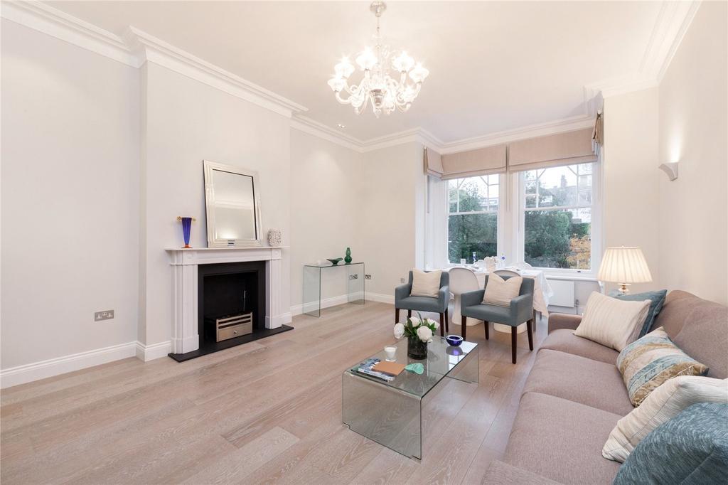 2 Bedrooms Flat for sale in Frognal, Hampstead, London