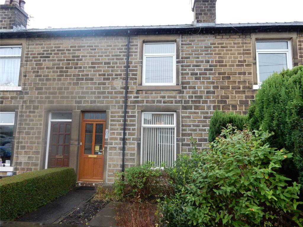 2 Bedrooms Terraced House for sale in Luck Lane, Marsh, Huddersfield, HD1