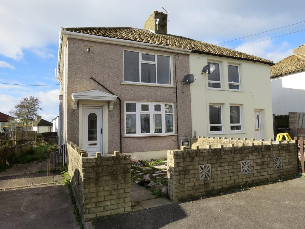 3 Bedrooms Semi Detached House for sale in Fleswick Avenue, Whitehaven, Cumbria