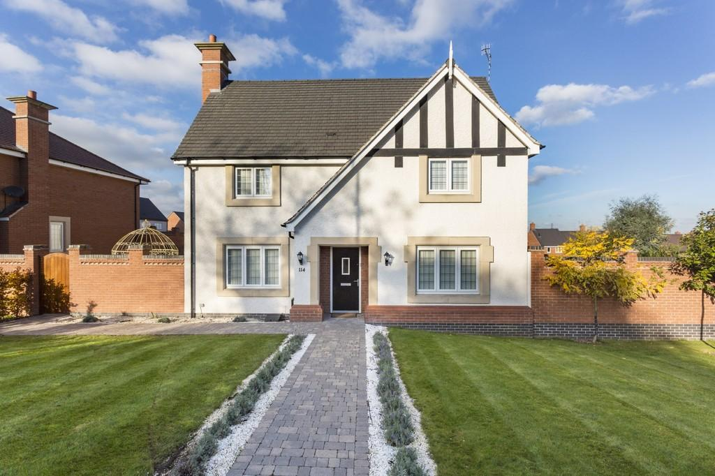 4 Bedrooms Detached House for sale in Park Lane, Castle Donington