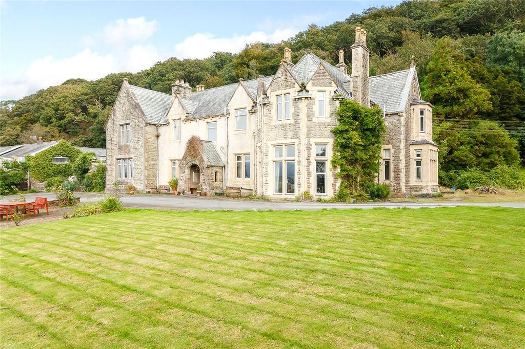 7 Bedrooms Detached House for sale in Talsarnau, Gwynedd
