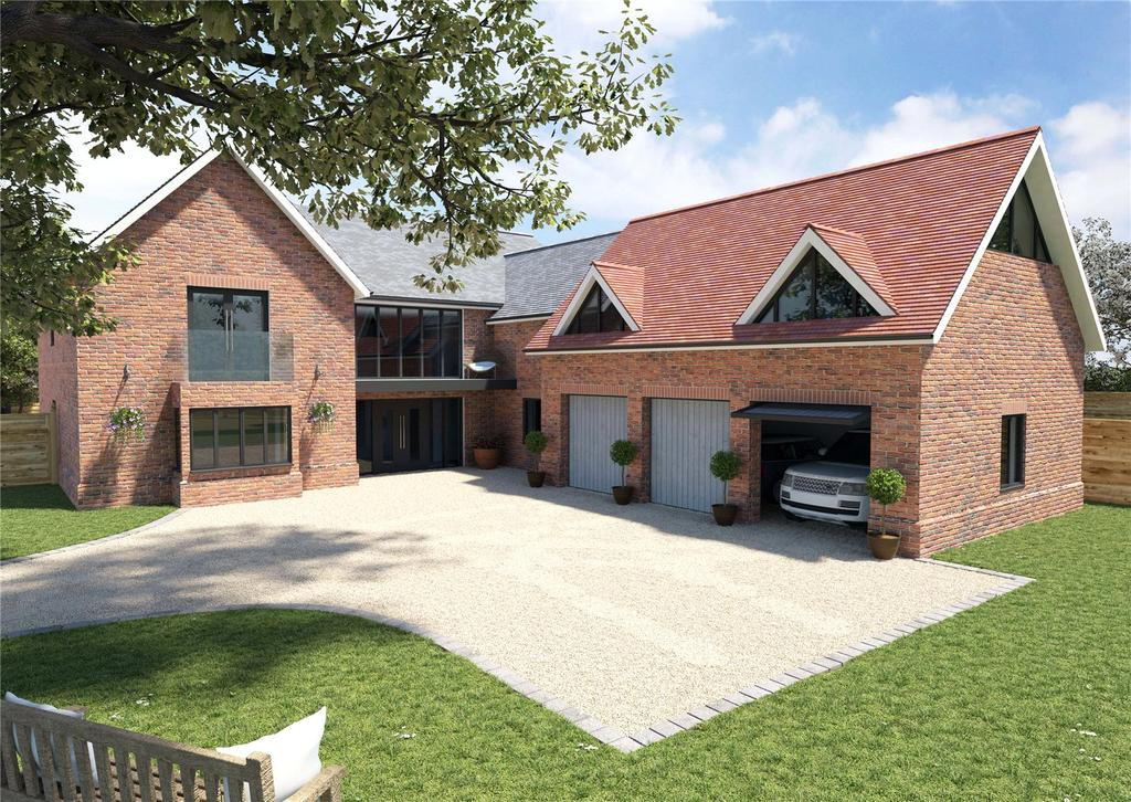 5 Bedrooms Detached House for sale in Oxford Road, Frilford Heath, Abingdon, Oxfordshire