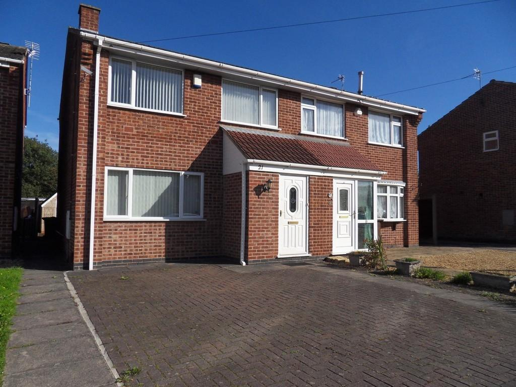 3 Bedrooms Semi Detached House for sale in Braddon Road, Loughborough