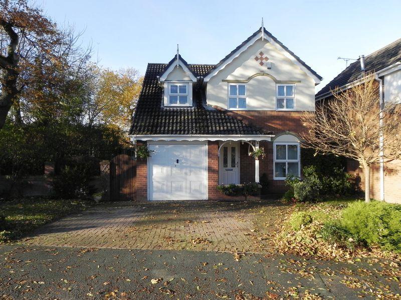 3 Bedrooms House for sale in Foxall Way, Ellesmere Port
