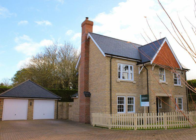 4 Bedrooms Detached House for sale in Claypit Lane, East Challow