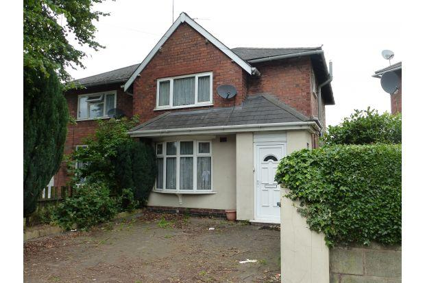 3 Bedrooms House for sale in COLLINS STREET, WALSALL