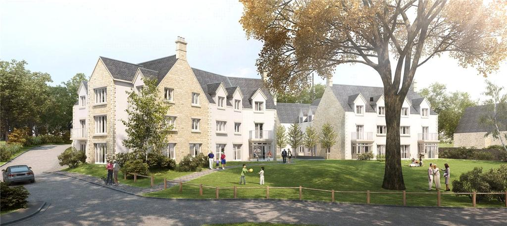 2 Bedrooms Retirement Property for sale in Plot 15, Stratton Court, Gloucester Road, Cirencester, Gloucestershire, GL7