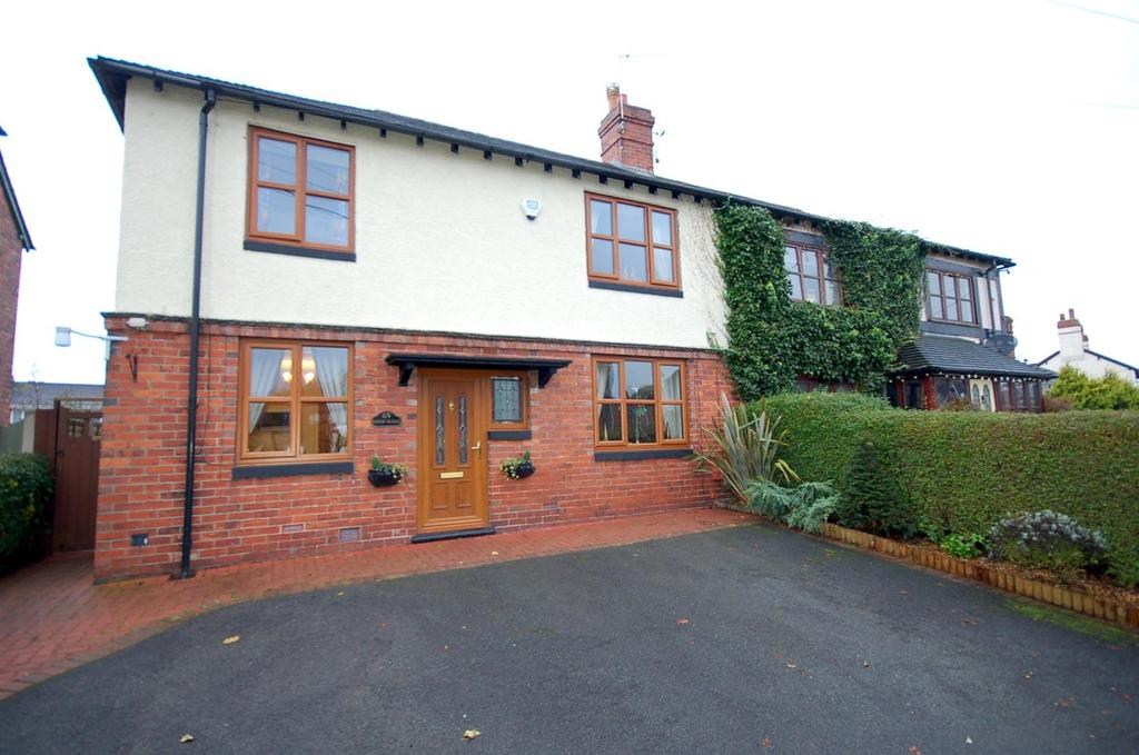 3 Bedrooms Semi Detached House for sale in Chester Road, Audley