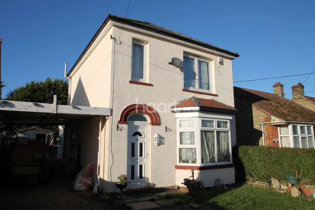 2 Bedrooms Detached House for sale in Church Rd, Christchurch