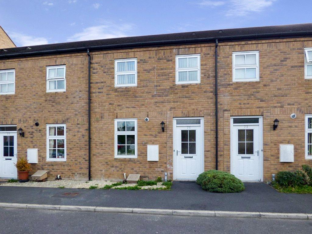 2 Bedrooms Town House for sale in Littlelands, Cottingley, Bingley, West Yorkshire