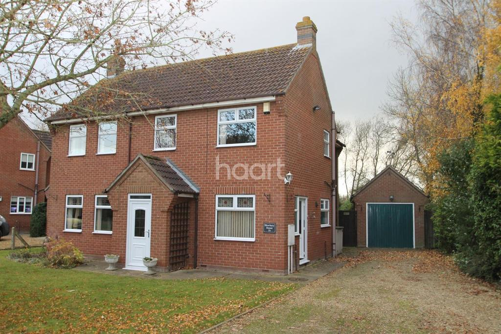 4 Bedrooms Detached House for sale in Gedney Dyke