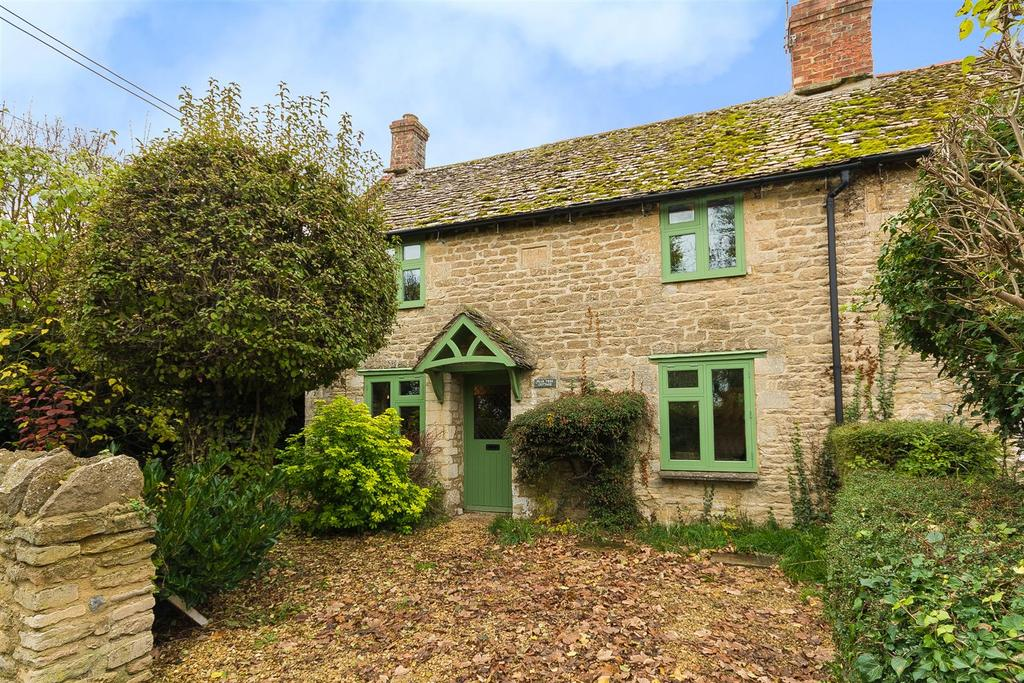 3 Bedrooms Cottage House for sale in Aston Road, Bampton