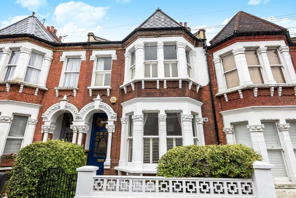5 Bedrooms Terraced House for sale in Norfolk House Road, Streatham, SW16